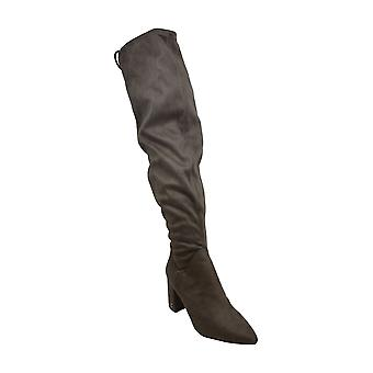 Circus door Sam Edelman Women's Shoes Hanover 2 Suede Pointed Toe Knee High Fashion Boots