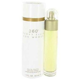 Perry Ellis 360 av Perry Ellis Eau de Toilette Spray 1,7 oz (damer) V728-400489