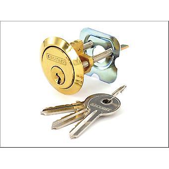Securit Spare Cylinder Polished Brass with 3 Keys S1750