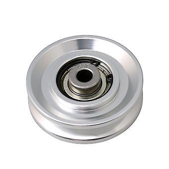 10x73x19.5mm rullelager trinse hjul bærende 145kg sølv