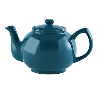 Price Kensington Teapot Matt Teal 6 Cup 0056.743