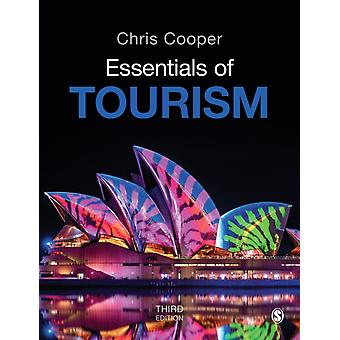 Essentials of Tourism by Cooper & Chris
