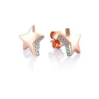 Charlotte Star Diamond Earring