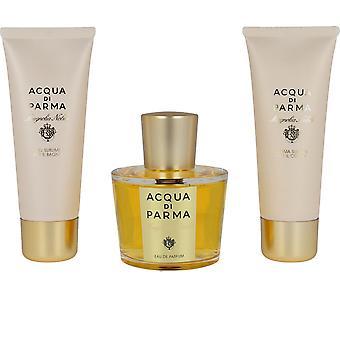Acqua Di Parma Magnolia Nobile Set 3 Pz para mujeres