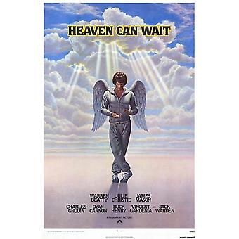 Heaven Can Wait Movie Poster (11 x 17)
