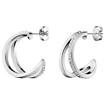 Calvin Klein Outline Ladies Earrings Jewellery KJ6VME040100