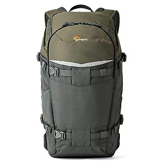 Lowepro lp37015-pww, flipside trek bp 350 aw backpack for camera, stores dslr with lens attached, ex