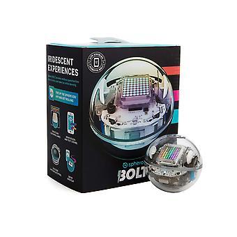 Sphero bolt: app-enabled robotic ball, stem learning and coding for kids, programmable led matrix, b
