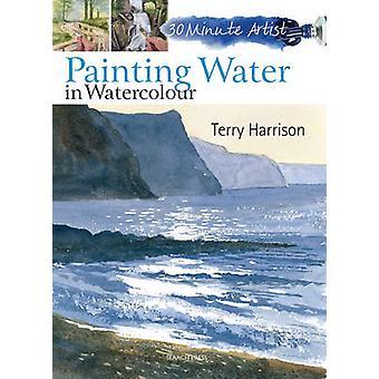 30 minuten kunstenaar schilderij water in aquarel