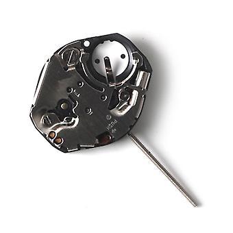 Crystal Watch Mozgás Kronográf alkatrészek mozgás nélkül Akkumulátor Watch