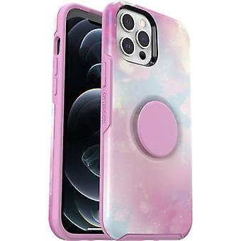 Otterbox Pop Symmetry Back cover Apple iPhone 12 Pro Max Pink
