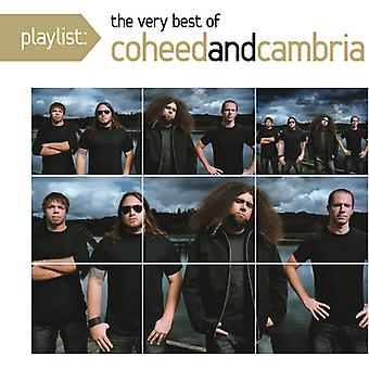 Coheed & Cambria - Playlist: Very Best of (Walmart) [CD] USA import