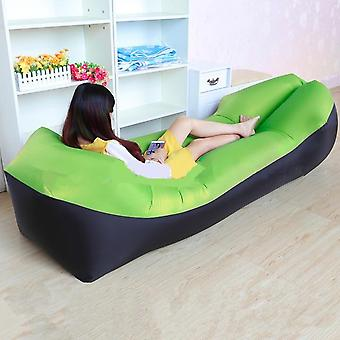 Portable Air Lounger Waterproof Inflatable Sofa Portable Outdoor Beach Bed