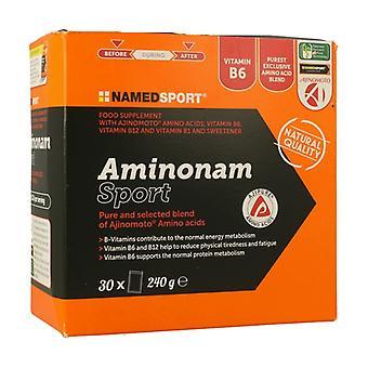 Aminonam sport 30 packets of 240g