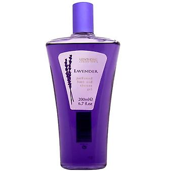 Mayfair Lavender Bath & Shower Gel 200ml