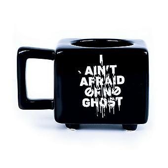 Ghostbusters Retro Heat Changing Mug