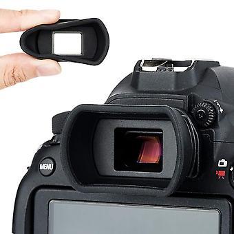 Kiwifotos eyecup eyepiece for canon eos 800d 90d 80d 77d 6d mark ii 6d 5d mark ii 5d 70d 60d 60da 76