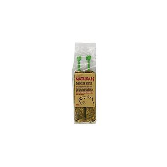 Rosewood Dandelion Stick Small Pet Treat (Pack de 2)