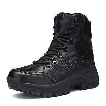 Botas de senderismo al aire libre para hombre 516 Negro