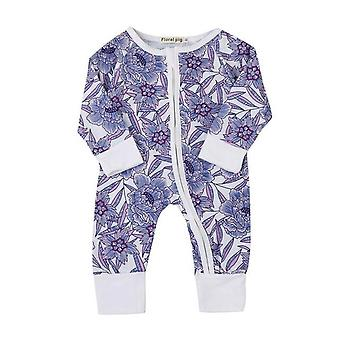 Baby Boys Girls Romper Long Sleeve Clothes