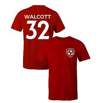 Koszulka piłkarskiego theo Walcott 11 Club Style Player