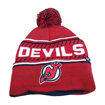 47 Brand Beanie Wintermütze - THE ICE New Jersey Devils