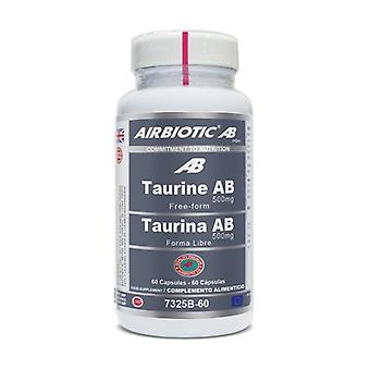 Taurine AB 60 tablets of 500mg