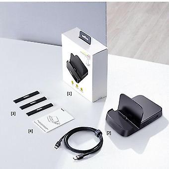 Hub Docking Station For Samsung  (black)