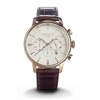 Locman Wristwatch 1960 0254R05R-RRAVRGPT