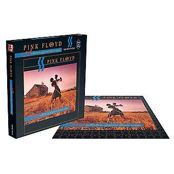 Pink Floyd palapeli kokoelma upeita tanssilauluja virallinen 500 pala