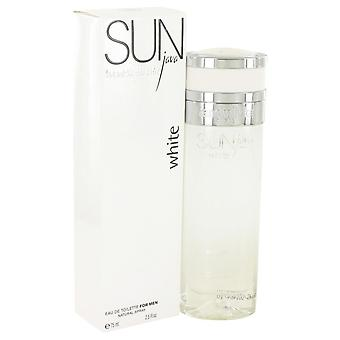 Sun Java White Eau De Toilette Spray By Franck Olivier 2.5 oz Eau De Toilette Spray