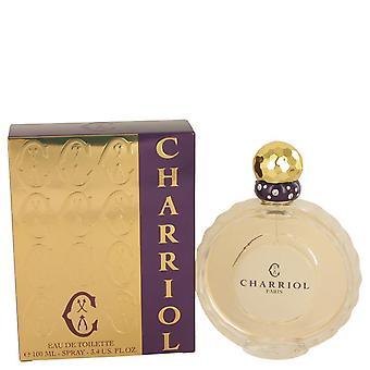 Charriol Eau De Toilette Spray By Charriol 3.4 oz Eau De Toilette Spray