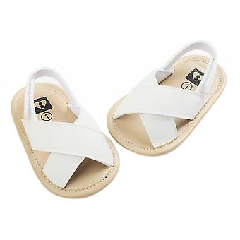 Baby Sandals - Cross Hollow Out Soft Sole Summer Casual Shoes