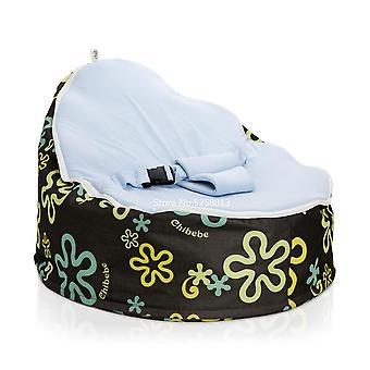 Weiche Cabrio Upper Cover für Baby Säugling Sitzsack Schlafstuhl