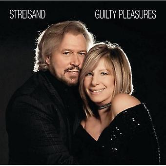 Barbra Streisand - importação EUA Guilty Pleasures [CD]