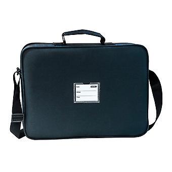 حقيبة ريال مدريد C.F. 19/20 الأزرق البحري (6 L)