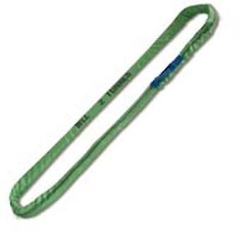 بيتا 081730010 الرافعات جولة 2t الخضراء مرحبا عشرة الحزام 2000 كجم 0.5 متر