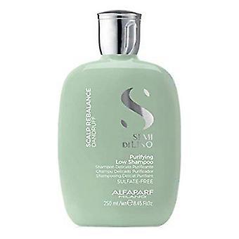Shampooing Semi di Lino Purifyng Alfaparf Milano 8022297095899 (250 ml)