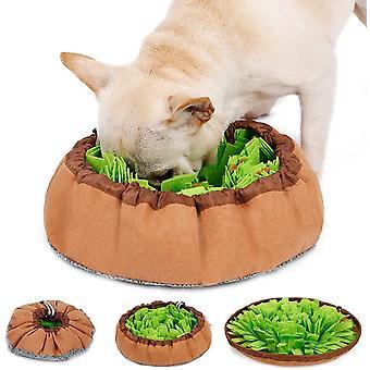 Sniffer Tapijt Honden Lawn Wasbare Opvouwbare Geur Oefening Pet Mat