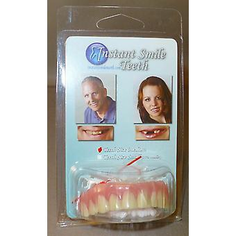 Instant Smile Tänder Medium Top Faners Fake Cosmetic Dr Bailey's Dental Makeover