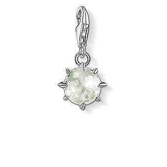 THOMAS SABO Silver Woman Bead Charm 1786-465-33