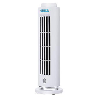 Ventilador de torre de refrigeración de escritorio con iluminación de humor blanco