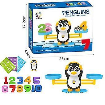 Bild1 spielen Gehirn balancieren Affen Mathe Spiel Spaß & pädagogische Affen Skala Mathe Spielzeug x1175