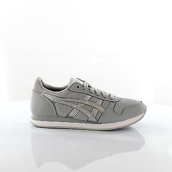 Asicstiger Curreo II Grey Silver Low Lace Up Mens Running Trainers HN7A0 020