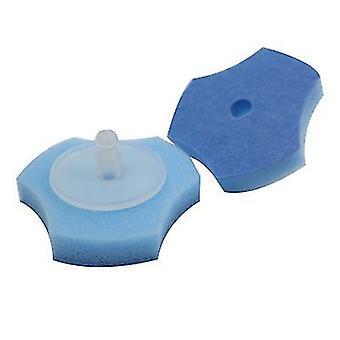 الأزرق clorox toiletwand تطهير إعادة تعبئةالذروة x2019