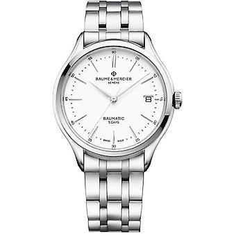 Baume & mercier watch clifton m0a10400