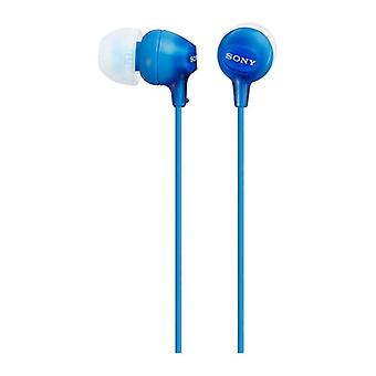 Nelle cuffie Sony MDR-EX15AP Blue