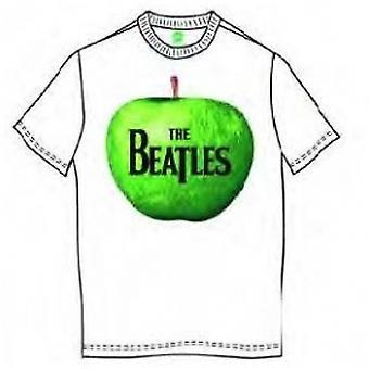 Die Beatles Apple Herren weiß T Shirt: X large