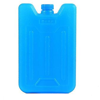 new a pack and a box hdpe ice water filled box plane type icebox for lunch bags and cooler bags sm30639