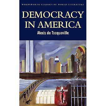 Demokratia Amerikassa Alexis de Tocqueville